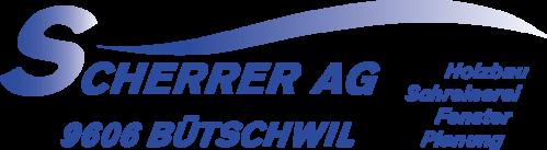 Scherrer Holz Logo